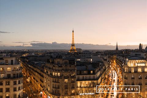 Terrasse 50 Champs-ÉlyséeS - Toît Terrasse