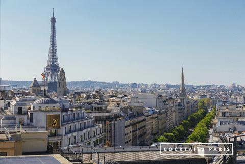 Netflix x Publicis / Rooftop Paris 8