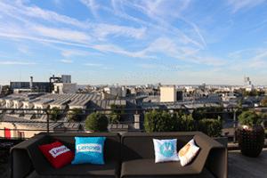 Motorola x Lenovo / Rooftop Paris 8