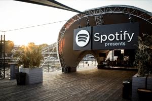 Spotify / Le Ponton