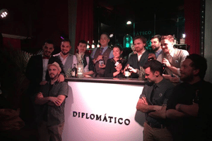 Finale Diplomático World Tournament